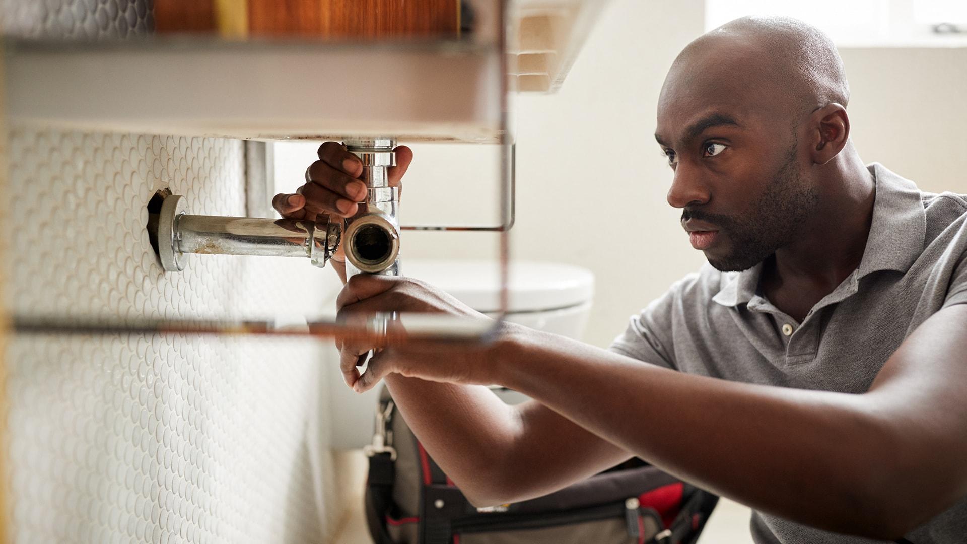 repairs plumbing