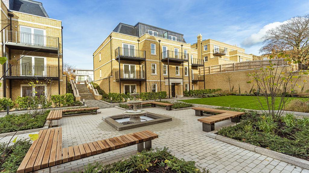 ambrose apartments, balcony, wimbledon