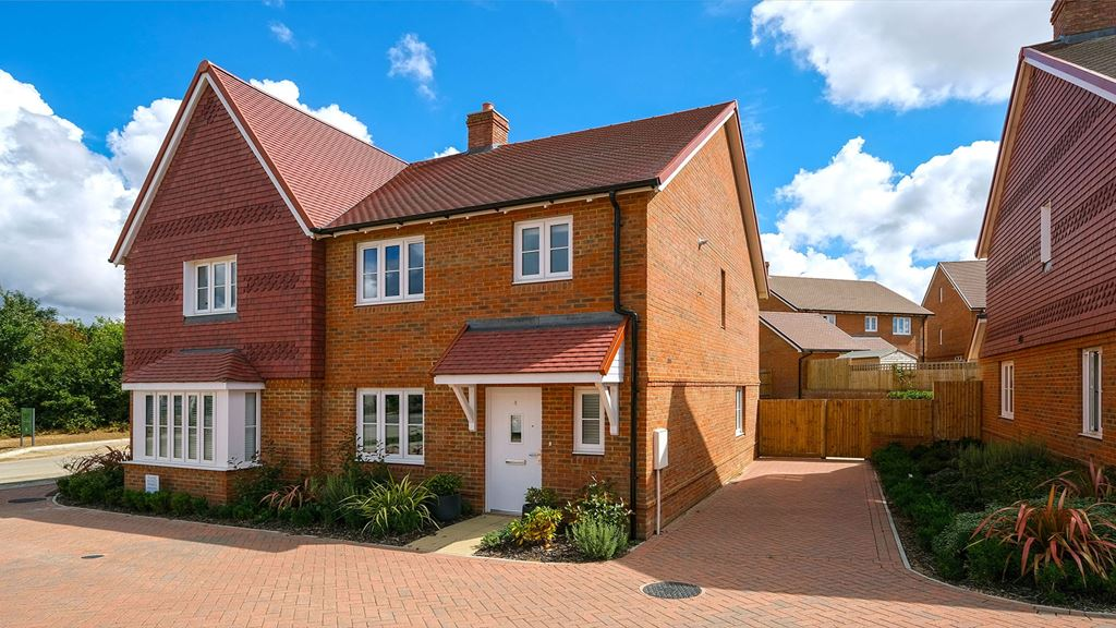 Ambersey Green, Front Door, East Sussex, Halisham